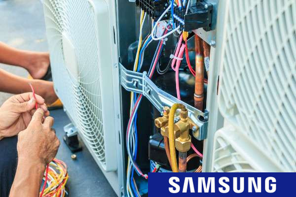 Reparación aire acondicionado Samsung en Guipúzcoa