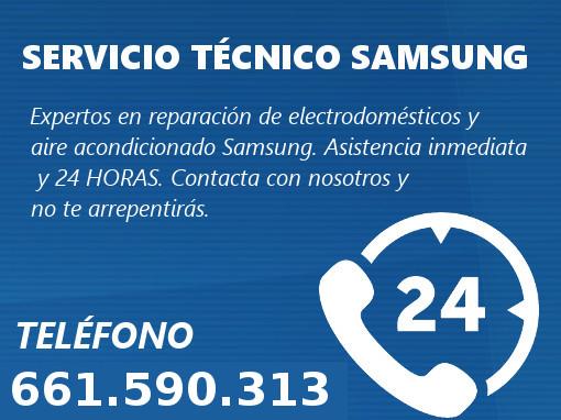 Reparación aire acondicionado Sevilla Samsung