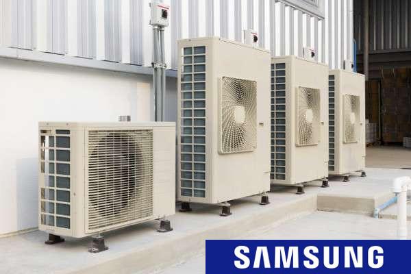 Instalación técnico aire acondicionado Málaga Samsung