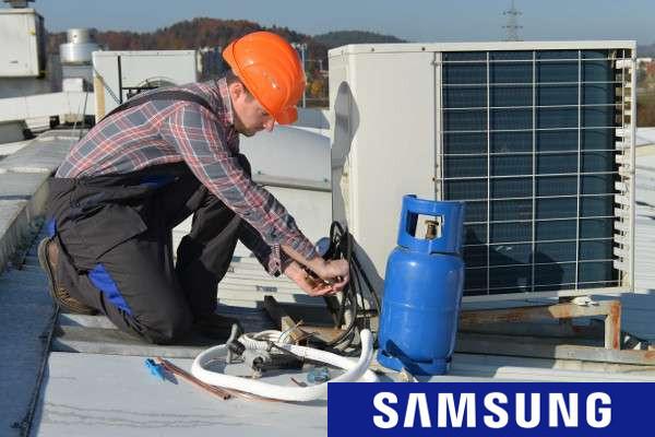 Asistencia técnica aire acondicionado Samsung Romanzado